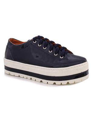 Туфли темно-синие | 4777971