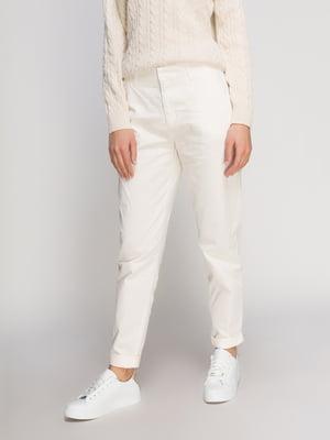 Штани білі | 4776281