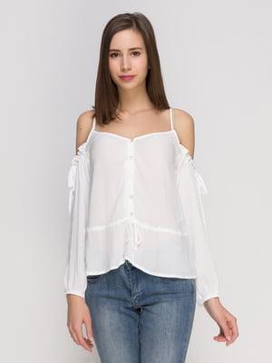 Блуза біла | 4776674