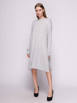Сукня світло-сіра | 4777644