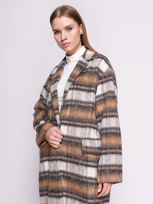 Пальто клетчатое | 4701717
