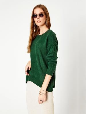 Джемпер зелений | 4792120