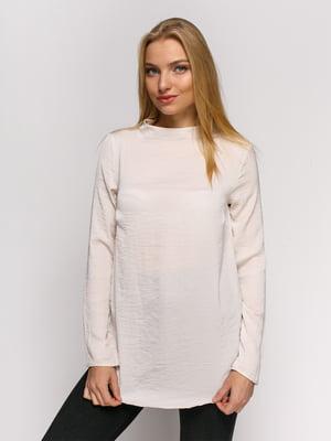 Блуза кольору шампань | 4775897