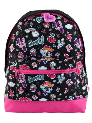 Рюкзак у принт | 4791790