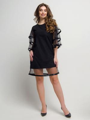 Платье черное | 4788726