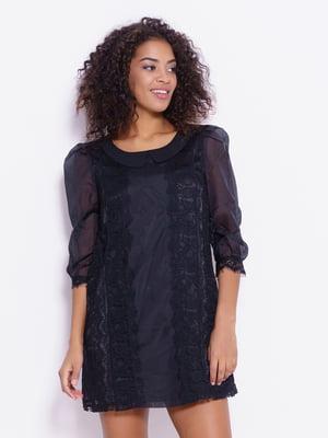 Платье черное | 4782234
