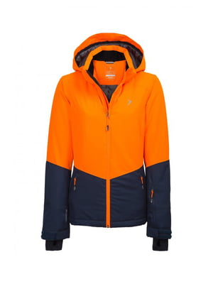 Куртка двоколірна | 4793428