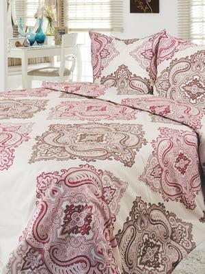 Комплект постельного белья семейный | 4791737
