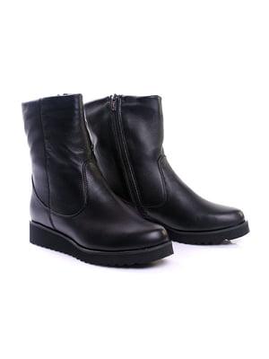 Ботинки черные | 4777712