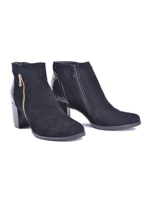 Ботинки черные | 4777724