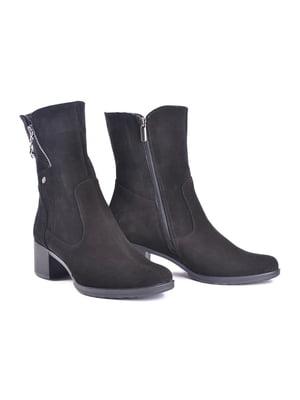 Ботинки черные | 4777745