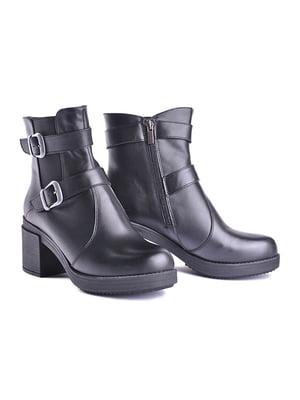 Ботинки черные | 4777891