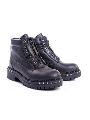 Ботинки черные | 4777929