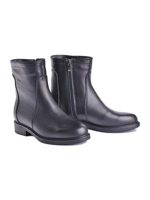 Ботинки черные | 4777934