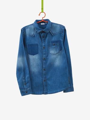 Сорочка синя | 4793351