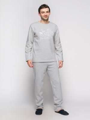 Піжама: джемпер і штани | 4782932