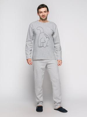 Піжама: джемпер і штани | 4782933