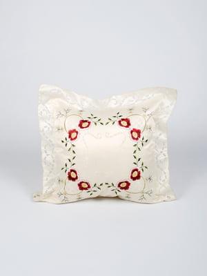 Наволочка декоративна (45х45 см) | 4794710