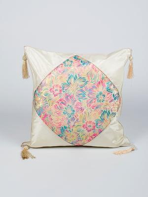 Наволочка декоративна (40х40 см) | 4794739