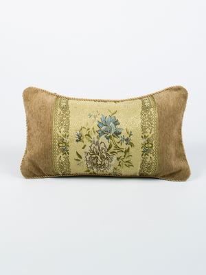 Наволочка декоративна (20х60 см) | 4794750