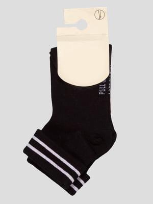 Носки черные | 4647118