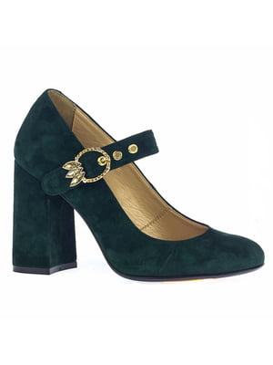 Туфли зеленые | 4798035