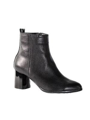 Ботинки черные | 4798065