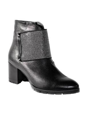 Ботинки черные | 4798071