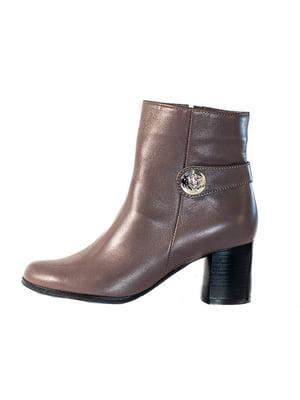 Ботинки серые | 4798084