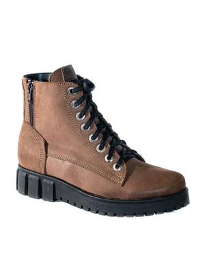 Ботинки коричневые | 4798135