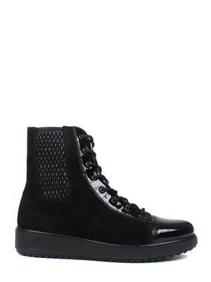 Ботинки черные | 4798174