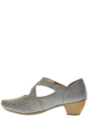 Туфли серые | 4798213