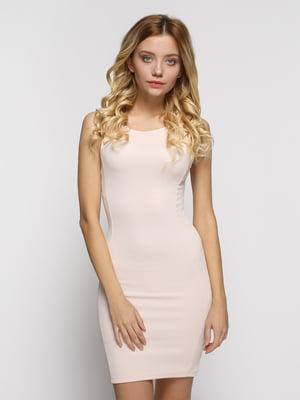 Платье розовое | 2693414