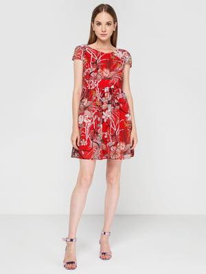 Сукня в квітковий принт | 4351370