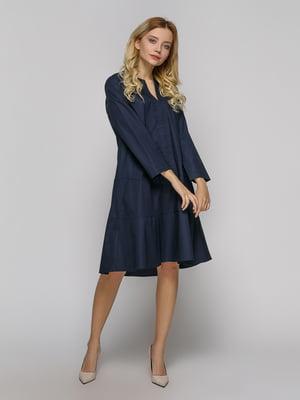 Сукня темно-синя | 4794114
