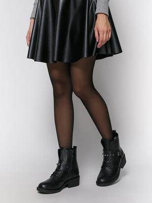 Ботинки черные | 4781681