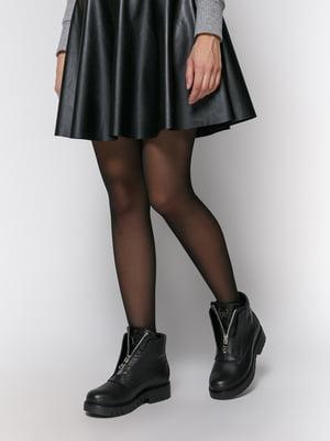 Ботинки черные   4788600
