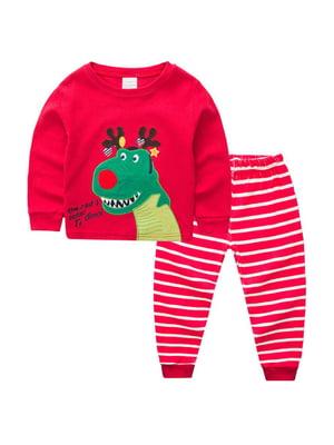 Пижама: джемпер и брюки | 4808457