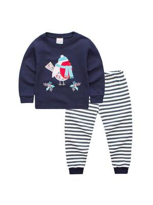 Пижама: джемпер и брюки | 4808459