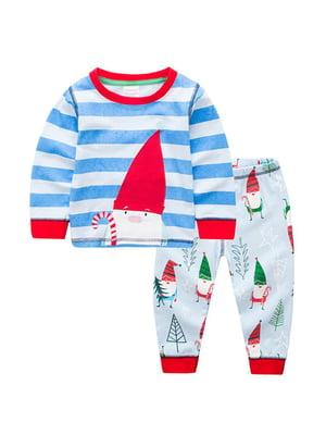 Пижама: джемпер и брюки | 4808461