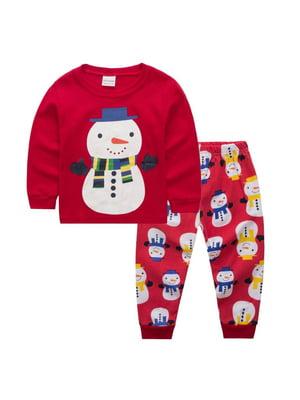 Пижама: джемпер и брюки | 4808465