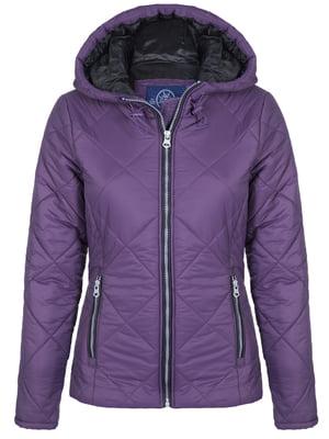 Куртка фиолетовая | 4808376