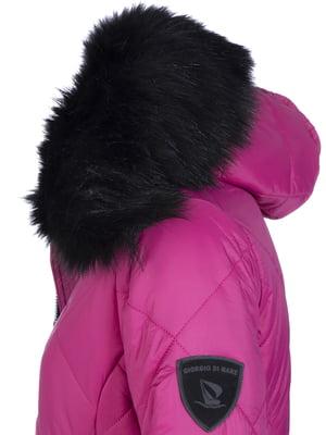 Куртка цвета фуксии | 4808379