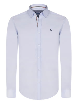 Рубашка голубая   4808417
