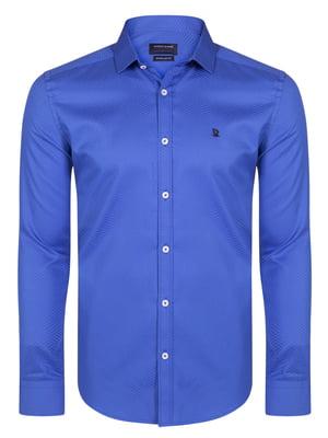 Рубашка синяя | 4808426