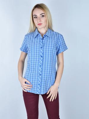 Рубашка в клетку - Columbia - 4597509