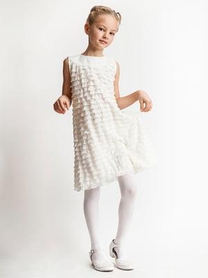 Платье молочного цвета   3062562