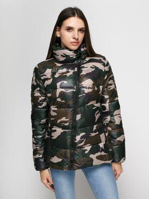 Куртка анималистичной расцветки - Monte Cervino - 4808114