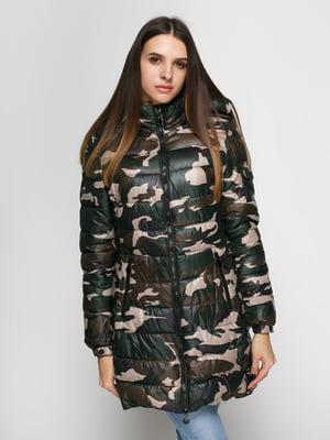 Куртка анималистичной расцветки - Monte Cervino - 4808113