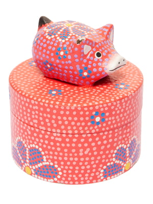 Скринька «Свинка» | 4809299